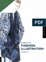 Essential Fashion Illustration Men