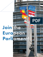 Join the European Parliament