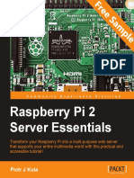 Raspberry Pi 2 Server Essentials - Sample Chapter