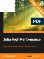 Julia High Performance - Sample Chapter