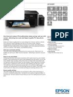 Epson L850 Inkjet Colour All-In-One Photo Printer