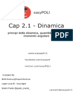 Dinamica - Dispensa