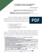 Pressupostos Academicos Acerca Do Terrorismo-silva-jr
