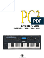 PC3 Effects Guide