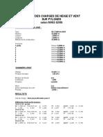 Note de Calcul NV65 Pife