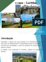 Estudo de Caso Curitiba Apresentação