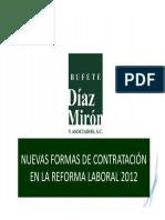 DiazMironAsociados Ley Reforma Laboral