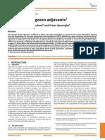 2012 Beck How to Define Green Adjuvants Pest Management Science