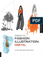 Essential Fashion Illustration Digital