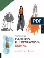 Essential Fashion Illustration Digital