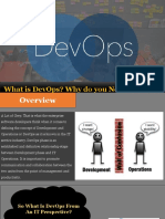 What is DevOps and Why do you need DevOps
