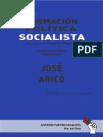 Cuadernillo Aricó