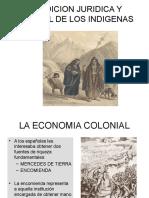 Condicionjuridica y Laboral de Los IndigenaS