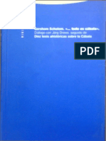 Scholem, G. - Todo Es Cábala