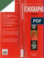 Atlas de Poche d'Ecographie