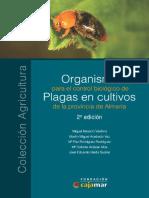 Organismos de Control Biológico