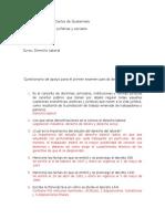 Cuestionario Derecho Laboral Primer Parcial (1)