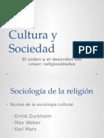 Cultura y Sociedad 4 Religion