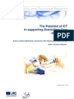 The Potential of ICT in Supporting Domiciliary Care in Germany