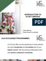 Study Abroad 2015-16