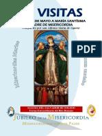 31 Visitas en el Mes de Mayo a María Santísima. San Alfonso MAría de Ligorio