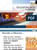 Delegation of Responsibility Fugro Slides PDF