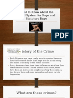 what to know about the legal system for
