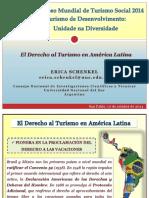 02. El Derecho Al Turismo en America Latina