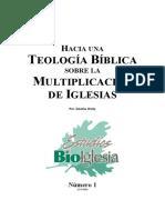 Multiplicaion de Iglesias