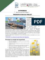 Hyperbus de Marseille Provence 2013 - Fiche projet