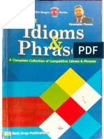 Phoenix Idioms and Phrases