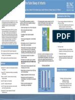 safe sleep audit poster