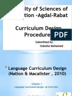 languagecurriculumdesign-chapter1-151211010058