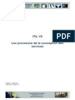 Itilv3 Conception Processus