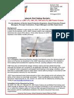 Prohibition of JOST JTL 108, JTL 158 and JTL 208 Tower Cranes