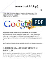 9 Astuces Pratiques Pour Vos Prochaines Recherches Google _ SmartRock
