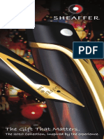 Sheaffer 2010 model