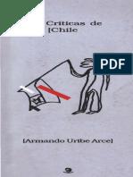 Armando Uribe-las Criticas de Chile