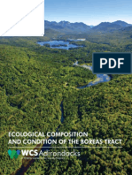 Executive Summary - Ecological Composition and Condition of the Boreas Tract