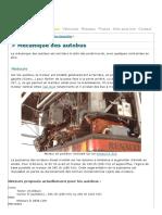 TRANS'BUS - Dossier _ Mécanique Des Autobus