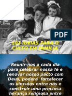 101 Ideias Para o Culto Familiar