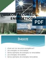 RECURSOS ENERGETICOS