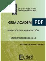 Dirección de La Produccion