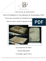 Infore Restauracion Documentos