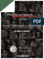 Historias con mujeres, mujeres con historia