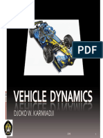 Lecture on Vehicle Dynamics 1