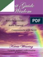 Spirit Guides Wisdom