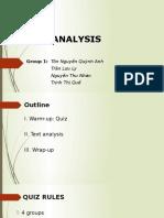 13E16 - Unit 2 - Text Analysis