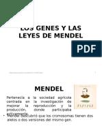 12. Los Genes y Las Leyes de Mendel .1