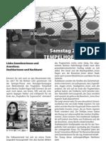Tempelhof Zeitung für AnwohnerInnen